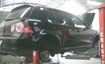 VW Golf: Cuidados com o freio traseiro