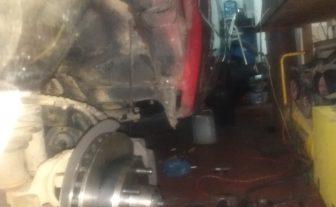 Barulho chato freio ranger v6