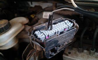 Ford Ranger defeito ABS