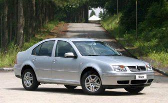 VW Bora com barulho na roda e pneu escamando