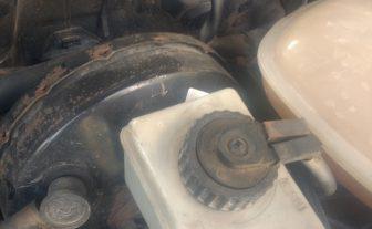 Ka com perda de pressão no sistema de freio!