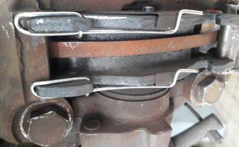 Peugeot 206 Ruído metálico na traseira (Não É eixo)